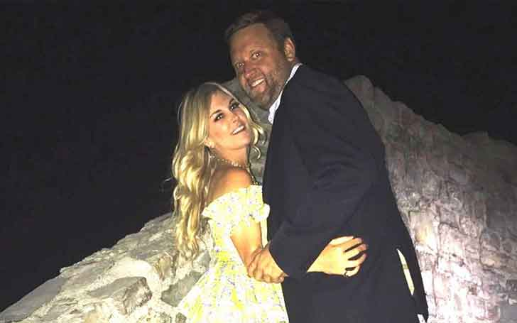 Is Tinsley Mortimer relationship complicated with boyfriend Scott Kluth