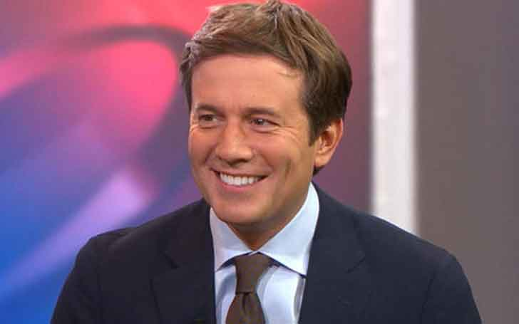 Jeff Glor's enjoying Married Life with Fitness Instructor Wife and a children