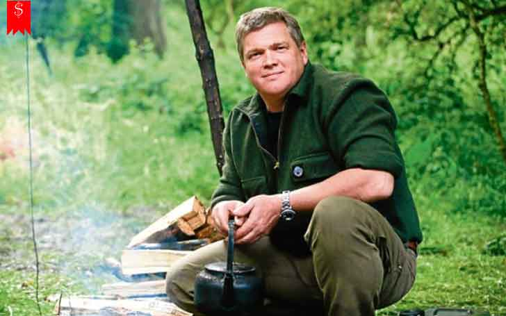 Ray Mears Net worth rise by selling a book and TV Show. Find Married life and family info