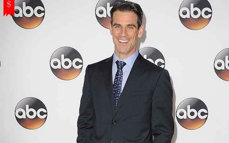 eddie cahill net worth