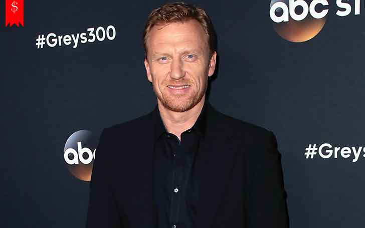 Kevin McKidd Networth property