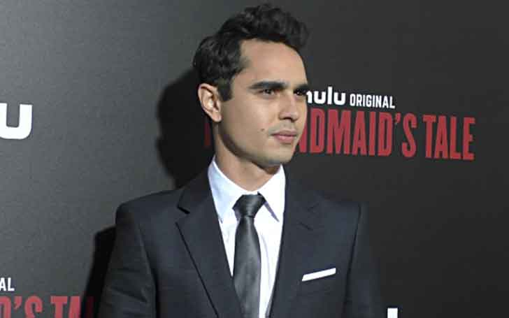 Max Minghella Girlfriend