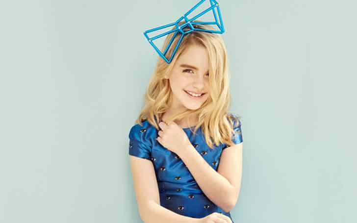 Mckenna Grace parent family