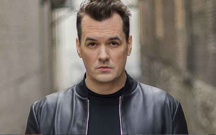 Jim Jefferies a comedian and his wide detail