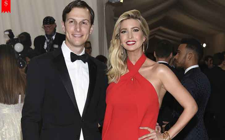 Ivanka Trump and Jared Kushner Net Worth Detail
